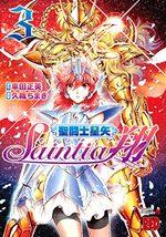 Saint Seiya - Saintia Shô 3 Manga