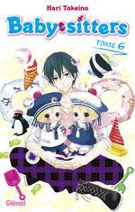 Baby-Sitters T.6 Manga