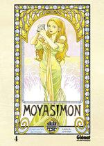 Moyasimon T.4 Manga