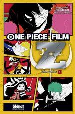 One piece - Film Z 1 Anime comics