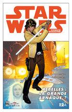Star Wars comics magazine # 12