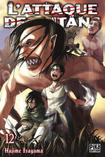 L'Attaque des Titans # 12
