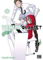 Yozakura Quartet 11 Manga