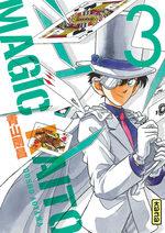 couverture, jaquette Magic Kaito 3