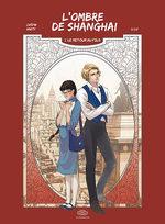 couverture, jaquette L'ombre de Shanghai 1