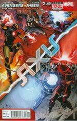 Axis 2 Comics