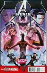 Avengers World # 14