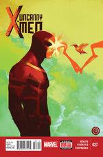 Uncanny X-Men # 27