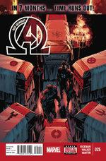 New Avengers # 25