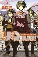 UQ Holder! 3 Manga