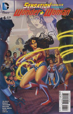 Sensation Comics Featuring Wonder Woman # 6