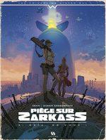 Piège sur Zarkass T.3 BD