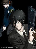 Psycho-pass 2 2 Série TV animée