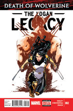 Death of Wolverine - The Logan Legacy 2