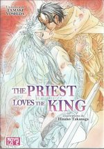The King is crazy about the Priest 3