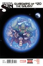 Les Gardiens de la Galaxie # 20