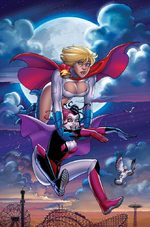 Harley Quinn # 12
