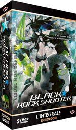 BLACK ROCK SHOOTER 1 Série TV animée