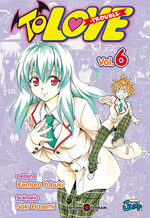 To Love Trouble 6 Manga