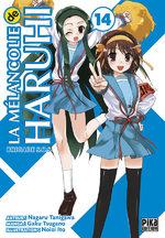 La Mélancolie de Haruhi Suzumiya 14 Manga