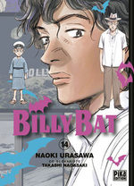 Billy Bat T.14 Manga