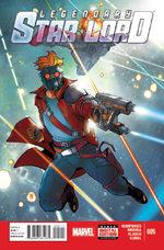 Legendary Star-Lord # 5