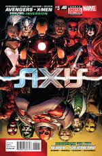 Axis 5 Comics