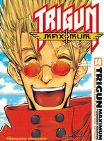 Trigun Maximum 14 Manga