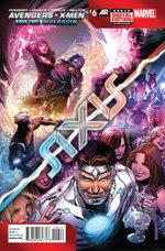 Axis 6 Comics