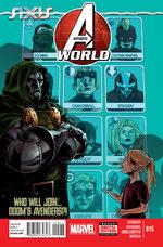 Avengers World # 15