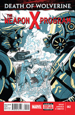 Death of Wolverine - The Weapon X Program 2