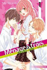 Ménage à trois T.1 Manga