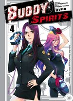 Buddy Spirits 4 Manga
