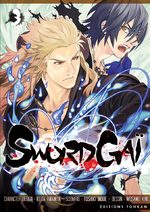 Swordgai 3 Manga
