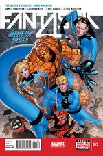 Fantastic Four 13 Comics