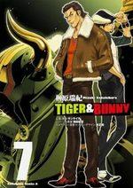 Tiger & Bunny 7 Manga