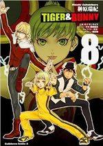 Tiger & Bunny 8 Manga