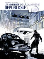 Les mystères de la IVème République 3 BD