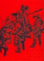 Kim Jung-Gi - 2013 Sketch Collection 0 Artbook