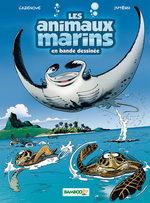Les animaux marins en bande dessinée # 3