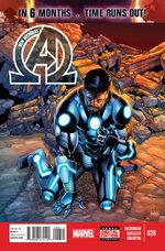 New Avengers # 26