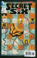 Secret Six # 1