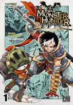 Monster hunter epic T.1 Manga