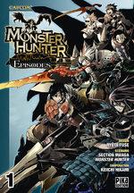 Monster Hunter Episodes T.1 Manga