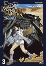 Monster Hunter Orage T.3 Manga