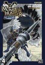 Monster Hunter Orage T.4 Manga