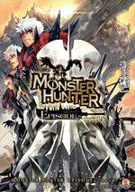 Monster hunter episode 5 Light novel