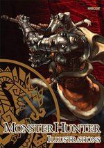 Monster Hunter Illustrations 1 Artbook