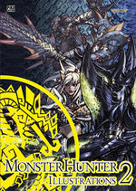 Monster Hunter Illustrations 2 1 Artbook