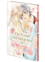 The Tyrant who fall in love 1 Artbook